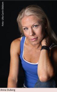 Anna Duberg, foto: Ulla-Carin Ekblom