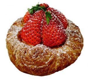 bakelse - socker