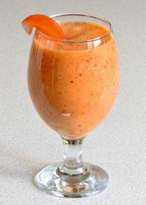 salsa - smoothie med ingefära
