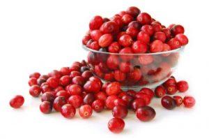 tranbär - antiinflammatoriska och antibakteriella