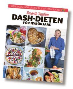 Dash-dieten för nybörjare - bok