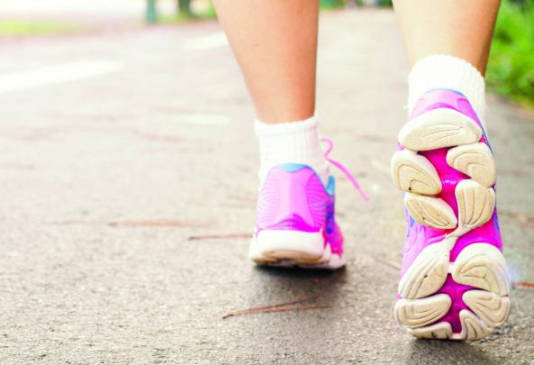 Promenad - konditionsträning kan sänka högt blodtryck