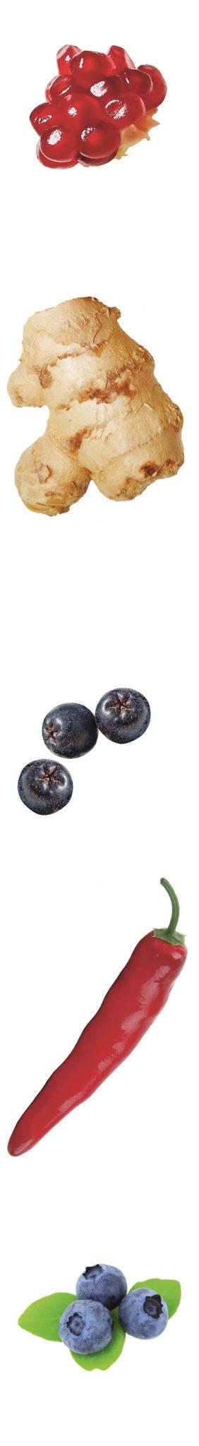 Frukt, bär och grönsaker kan sänka blodtrycket