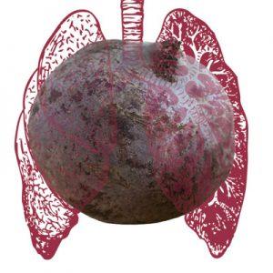 Rödbetsjuice kan vara positivt vid lungsjukdom