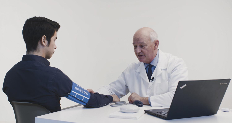 Mäta kärlens hälsa med arteriograf