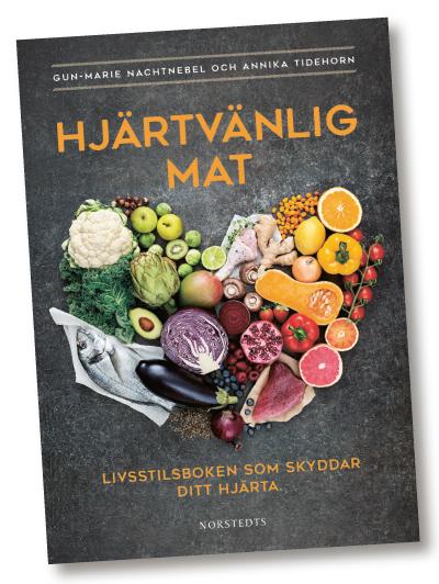 Hjärtvänlig mat av Annika Tidehorn och Gun-Marie Nachtnebel