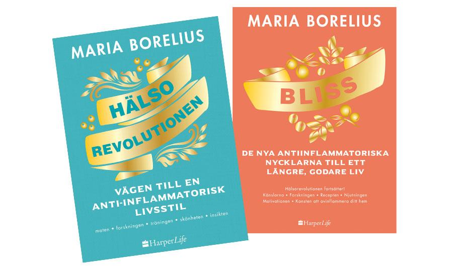 Hälsorevolutionen och Bliss, av Maria Borelius