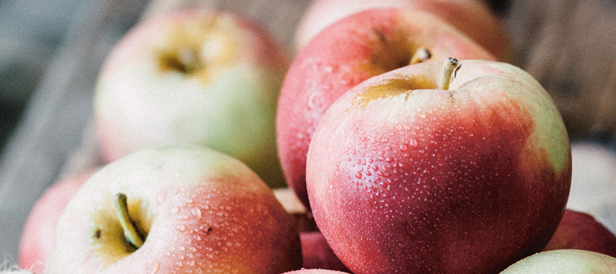 Äpplen - kan ge bättre blodfetter