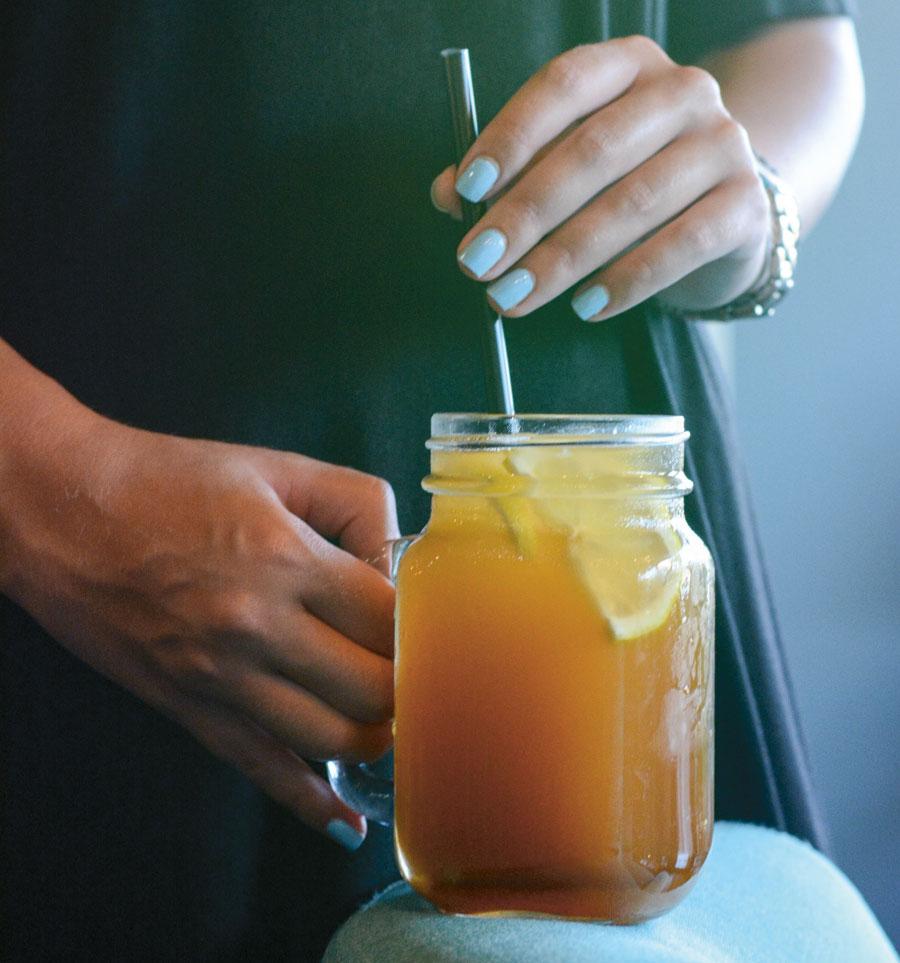 Juice består av 100 % frukt, bär eller grönsaker