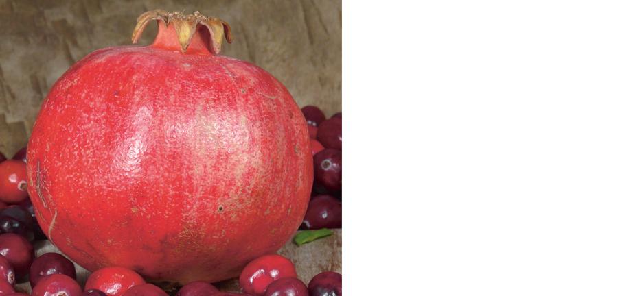 Granatäpple - rön visar många positiva hälsoeffekter