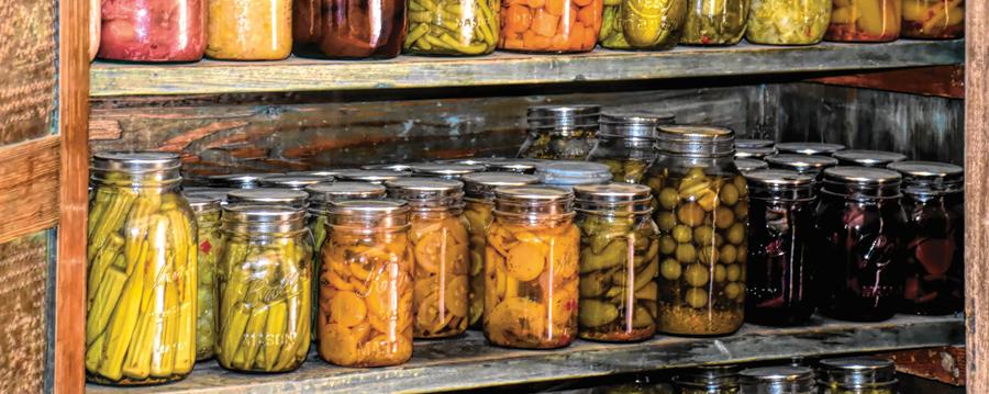 Konserver - konservering ger säker och hållbar mat och dryck