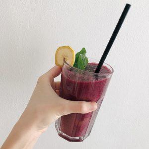 Smoothie - juice jämfört med frukt - nyttigare än du tror.