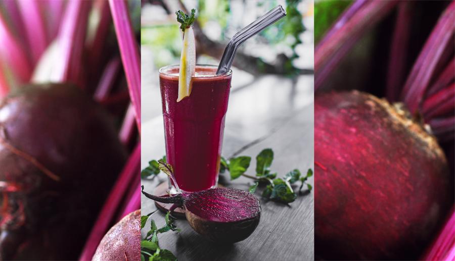 Rödbetor och rödbetsjuice - rödbetans betain är en viktig aminosyra som skyddar hjärtat