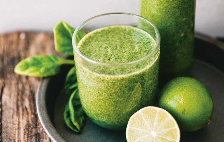 Grön smoothie - fungerar detox, kan man avgifta kroppen?